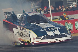 NHRA Tim Wilkerson Friday report