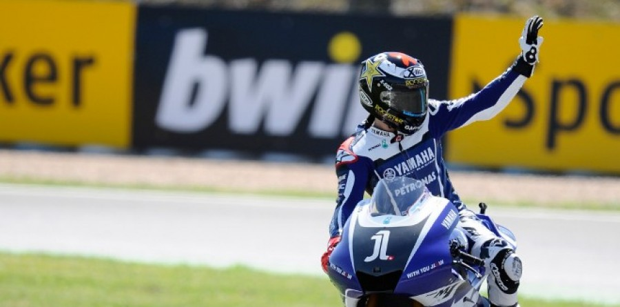 Yamaha Qualifying Report