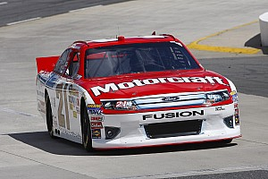 NASCAR Cup Trevor Bayne race report