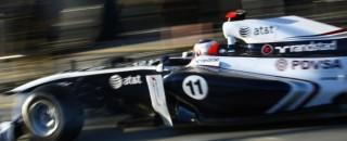 Formula 1 Barrichello struggling with modern F1 - insider