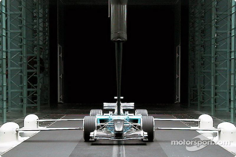 Brawn confirms wind tunnel deal for HRT