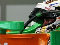 Force India Race Report