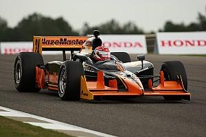 IndyCar  Dreyer & Reinbold Racing race report
