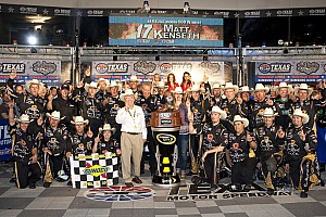 NASCAR Cup NASCAR Series contingency awards
