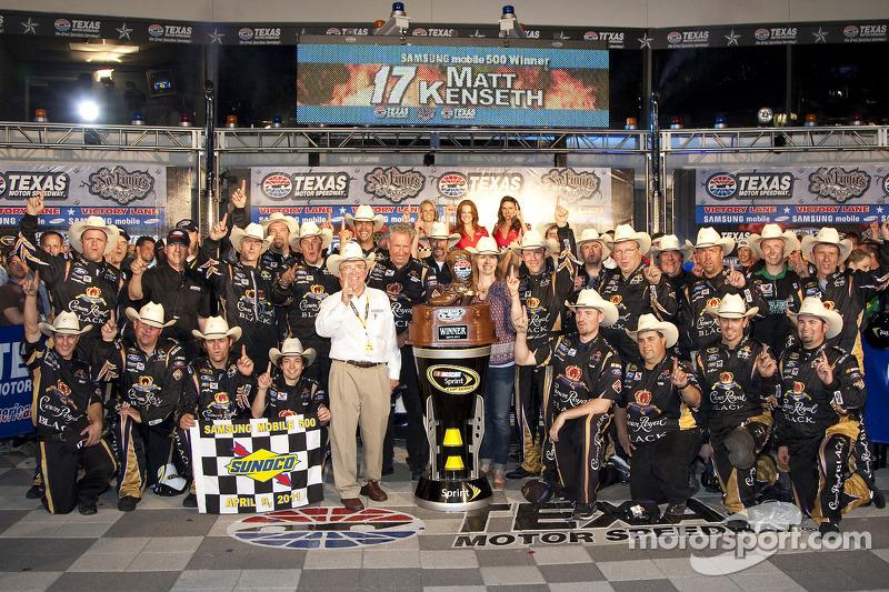 NASCAR Series contingency awards