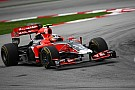 Marussia Virgin Friday Report