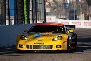ALMS Corvette Racing qualifying report