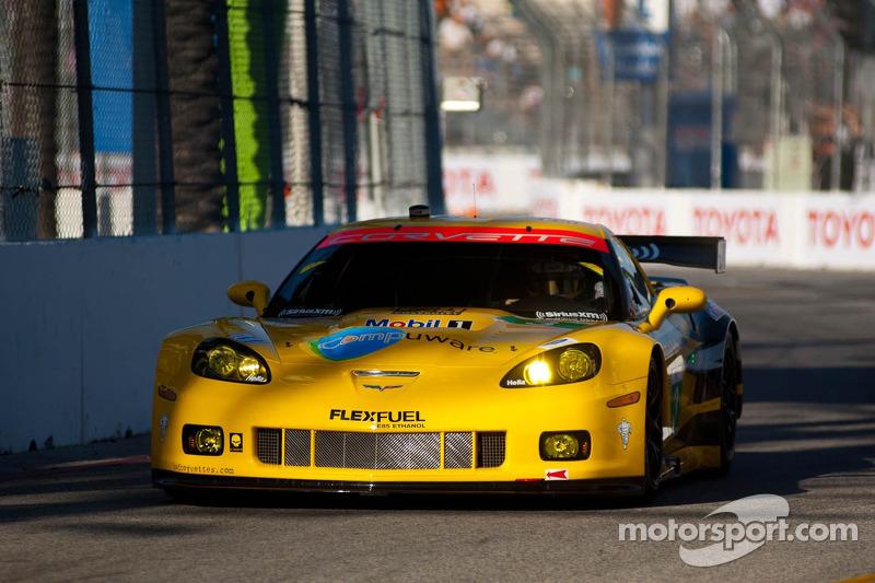 Corvette Racing qualifying report