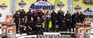 NASCAR Cup Gordon, HMS dominates Talladega qualifying
