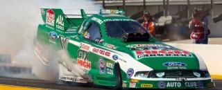 NHRA John Force Racing Saturday report