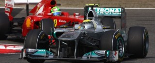 Formula 1 Rosberg to ease disappointment with Easter triathlon