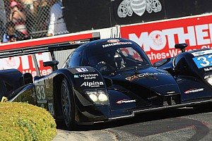 ALMS Level 5 Motorsports Le Mans Test Preview