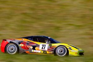 Ferrari Net Element sponsors Ferrari Challenge Series