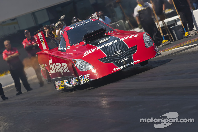 Toyota Motorsports Saturday report