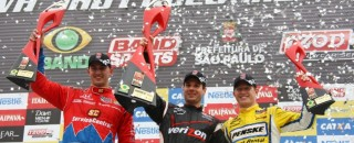 IndyCar Team Penske race report