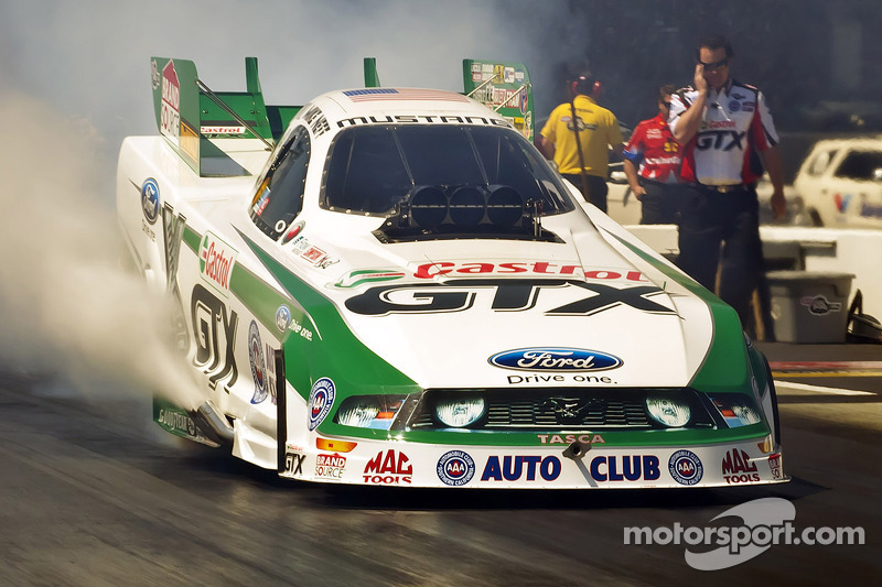 Ford Racing top ten NHRA great moments