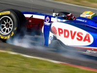 Gonzalez prepares for GP2 season with Trident Racing