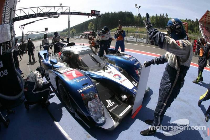 ILMC Spa Race Report