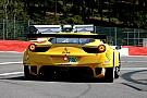 James Walker Spa Race Report