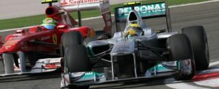 Formula 1 Turkish GP Mercedes GP Race Report