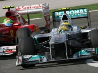 Turkish GP Mercedes GP Race Report