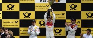 DTM Maiden win for Rockenfeller at Zandvoort
