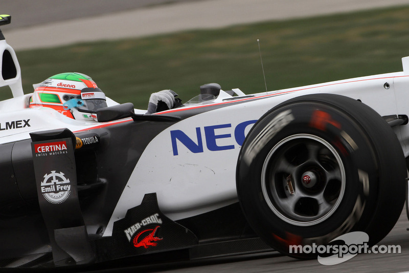 Spanish GP Sauber Preview