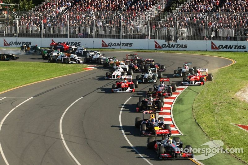 Gov't rules out move for Albert Park GP