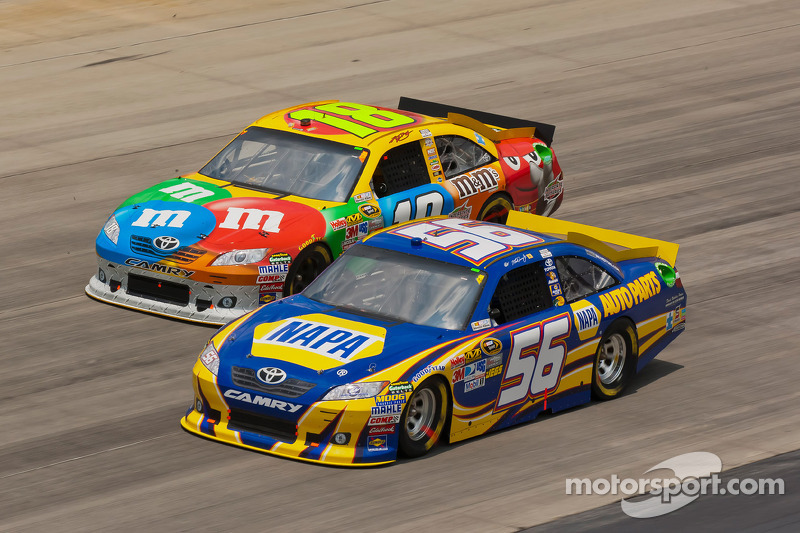 Toyota Teams Charlotte All-Star Race Notes, Quotes