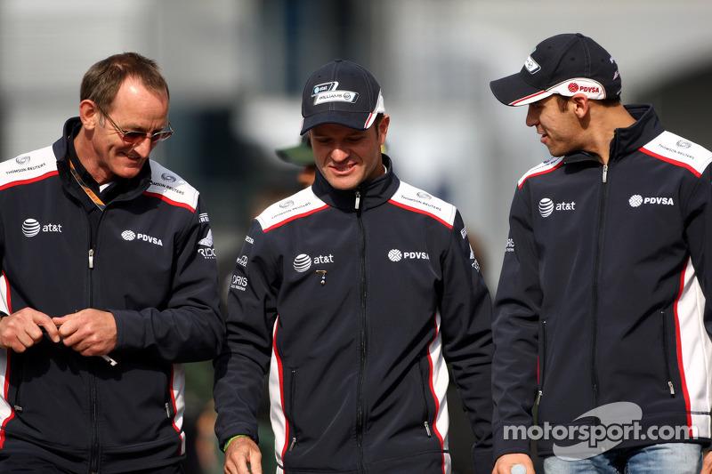 Williams Spanish GP In Barcelona Review