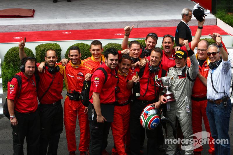 Racing Engineering Monaco Race 1 Report