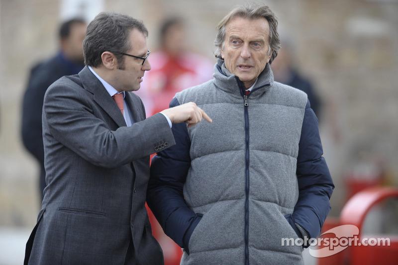Turnstiles to keep turning amid Ferrari shakeup