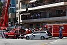 Ferrari Monaco GP Feature - A scary day