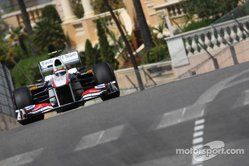 Sauber Sunday Update On Sergio Perez