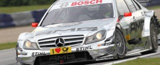 DTM Mercedes Comments On Austrian Race At Spielberg