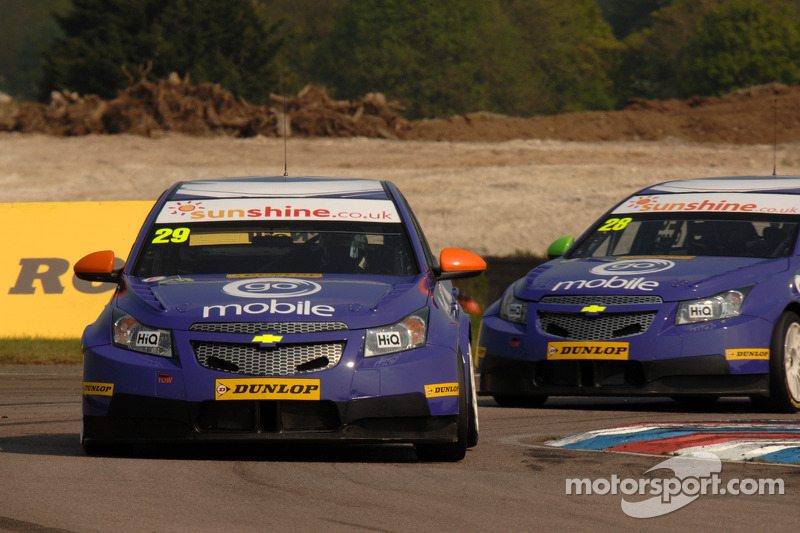 Tech-Speed Looks To Oulton Park