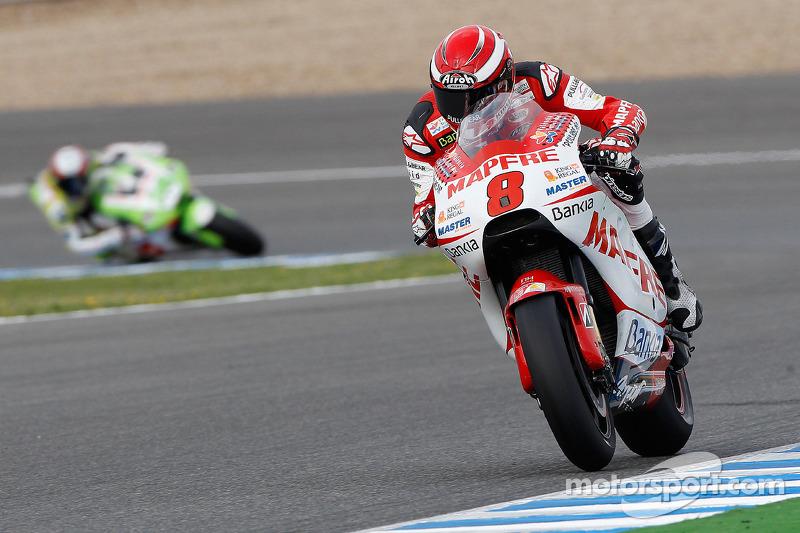Team Aspar Catalunya GP Friday Report