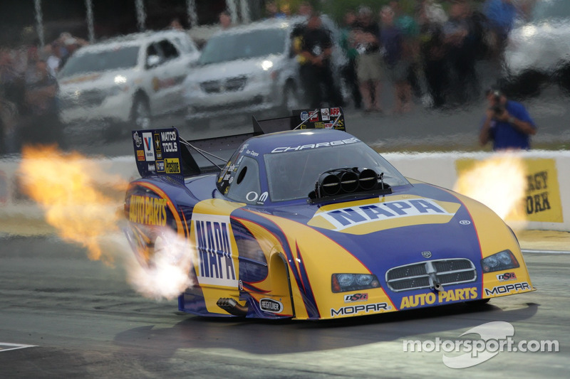 Ron Capps Englishtown Saturday Report