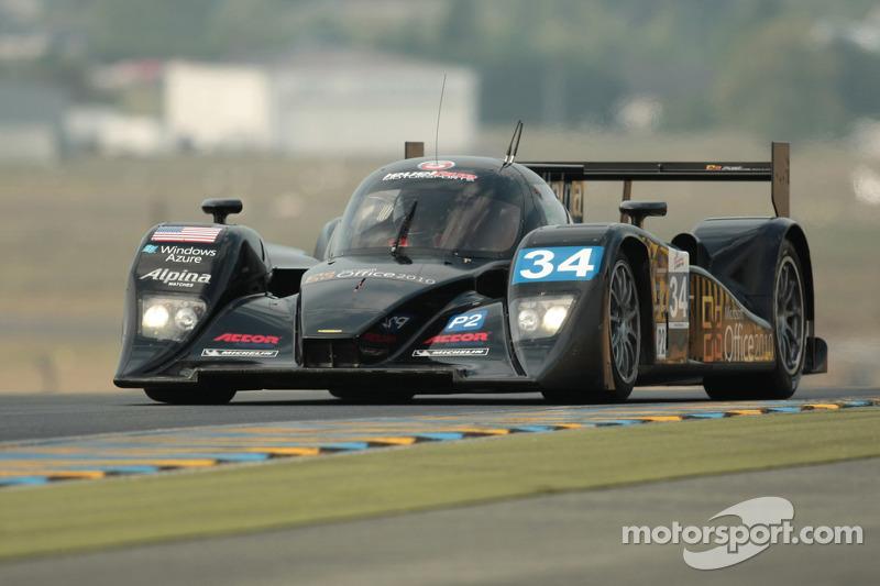 Christophe Bouchut Ready For Le Mans 24 Hours