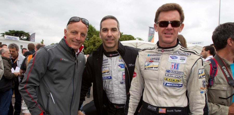 Le Mans Blog: Tucker, Level 5 Ready for Le Mans Debut