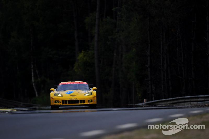 Corvette Racing Le Mans Final Qualifying Report
