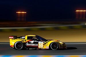 Le Mans Larbre Competition Le Mans Hour 6 Report