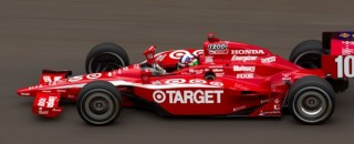 IndyCar Franchitti Ropes First Of The Texas Twin Races