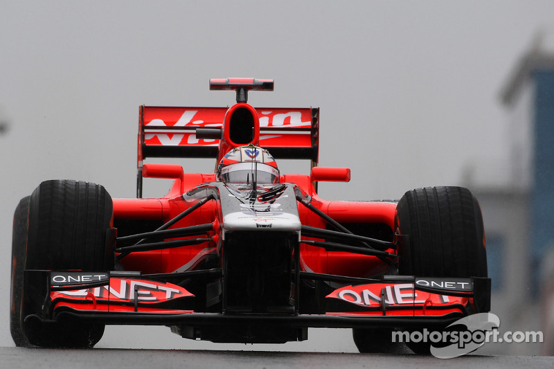 Marussia Virgin Canadian GP Race Report