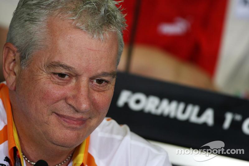 Dutch Website Links Symonds With Ferrari Switch
