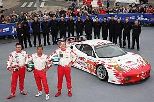 Le Mans JMB Racing Le Mans 24H Race Report