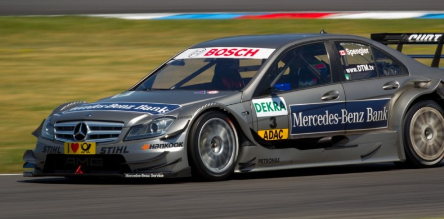 Spengler Takes His 3rd Pole Position Of The Season At Lausitz