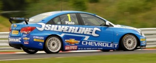 BTCC Plato Takes First Pole Of 2011 At Croft
