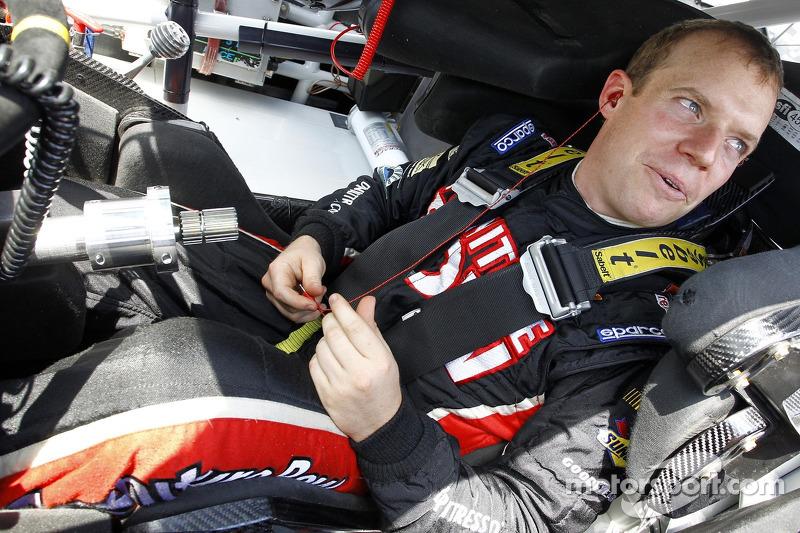 Regan Smith Michigan Race Report