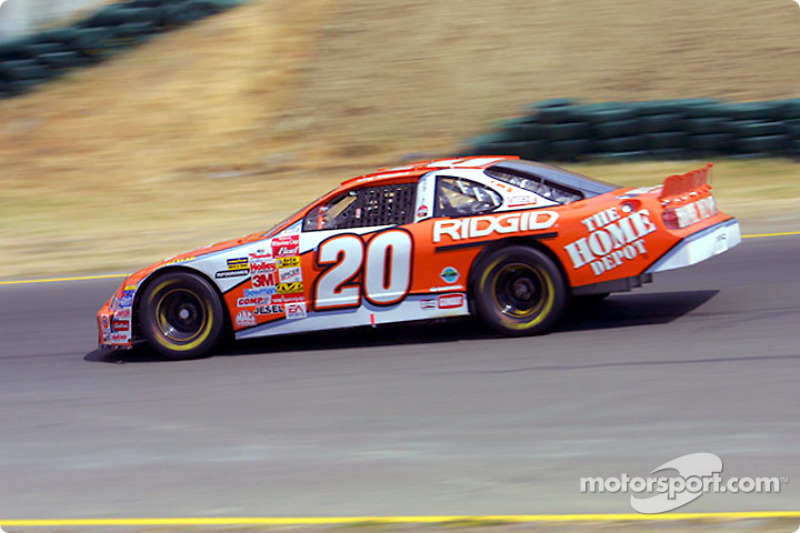 Joe Gibbs Racing History With Interstate, Part 7